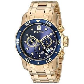 Invicta Hombre 0073 Pro Diver Collection Cronógrafo 18k Gold