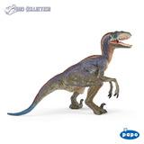 Dinossauro Papo - Velociraptor Azul Jurassic World