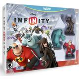 Set 3 Figuras Disney Infinity Nintendo Wii U Accesorio