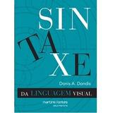 Livro Sintaxe Da Linguagem Visual