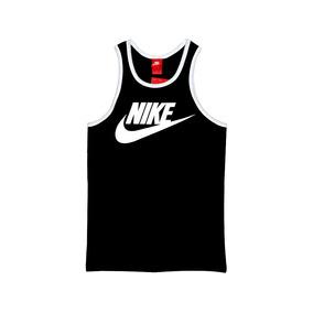 Musculosa Nike Ace Negro