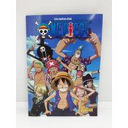 Livro Ilustrado Oficial Albúm One Piece - Lançamento / Novo