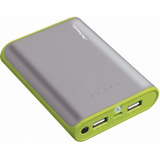 Power Bank Acteck Pb-1000 - Gris, 1000 Mah