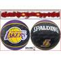 Balon Spalding Lakers Basketball Baloncesto Jordan Nike