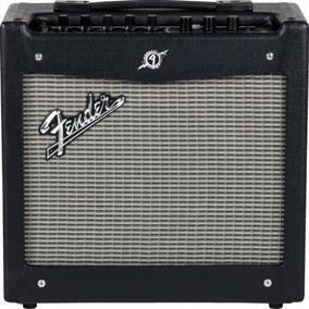 Promoção Combo Fender 40 Watts Mustang Ii V2 + Frete