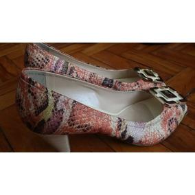Sapato Colorido 37 Jorge Bischoff