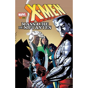 Panini - X-men Massacre De Mutantes