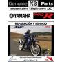 Manual Taller Reparación Yamaha Xt 660r Español Original