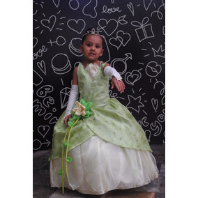 Disfraz Tiana, La Princesa Y El Sapo