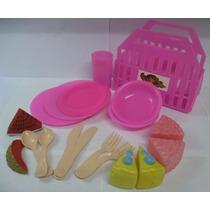 Accesorios De Cocina Para Niñas Jueguete Cesta De Comida