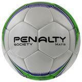 Bola De Futebol Society Penalty Matis Sem Costura - Futebol no ... d1b32fc97645e