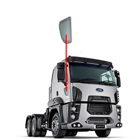 Vidro Lateral Inferior Ford Cargo 2011 A 2018 Lado Direito