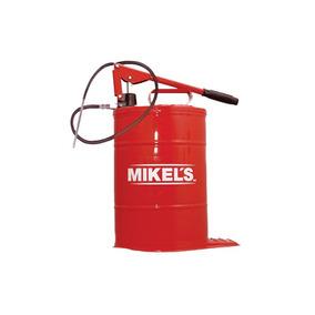 Cubeta Para Grasa Con Bombeo Manual 19 Kg Mikels T0112