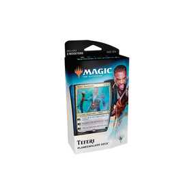 Deck Planeswalker Teferi Dominaria Magic The Gathering