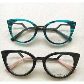 Oculos De Grau Fendi Acetato Para Mulheres Exigentes -fe100 · 7 cores. R   135 cbae33a457