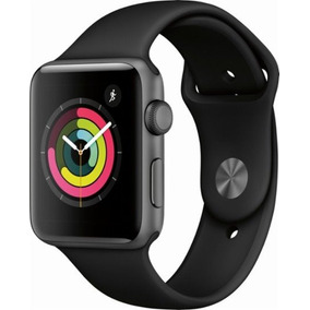 Apple Watch Series 3 (gps), 38mm Space Gray Aluminum Case