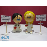 Bonecos - Personalizados - Biscuit - Profissões - Unidade
