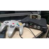 Nintendo 64 + Resident Evil 2. Envío Gratis