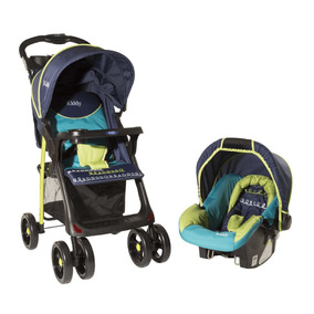 Coche De Paseo Kiddy Travel System C10