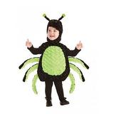 Traje, Disfraz De Araña Para Niño