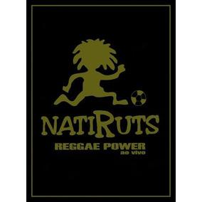 Natiruts - Reggae Power Ao Vivo (ediçao De Colecionador Dvd