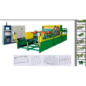Punteadora Multiple Cnc Para Fabricacion De Parrillas