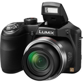 Câmera Semi Profissional Panasonic - Dmc-lz20 - Zerada