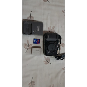 Camara Canon Power Shot G10 14.7 Megapixels