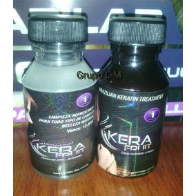 Keratina Brasilera Strong Kit De 2 Onzas (60ml)