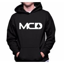 Moletom More Core Division Mcd Masculino E Feminino Canguru