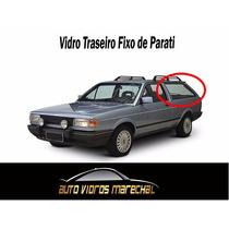 Janela Traseira Fixa Original Vw Parati (quadrada)