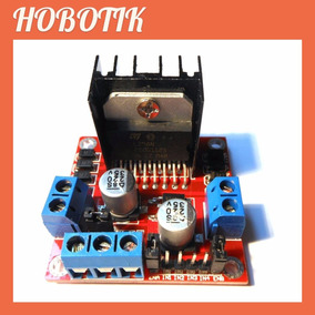 Driver Motor Passo Ponte H L298n L298 Arduino