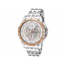 Relógio Magnum Masculino Aço Ma32461