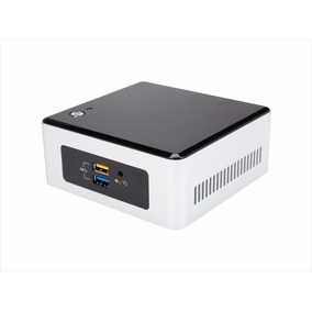 Mini Pc Original Intel Nuc Dual Core 4gb Ram 120 Gb De Ssd