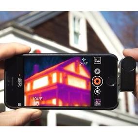 Camera Termica Seek Xr Visão Noturna P/ Iphone 12x S/juros