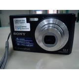 Camara Sony W510 12mp + Mini Tripode + Cargador +estuche