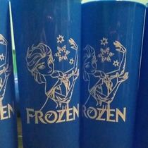 Vasos De Mickey Minnie Sofia Frozen Araña X 10 Souvenirs