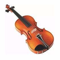 Violin 1413 4/4 Stradella Estuche Arco Resina Microafinador