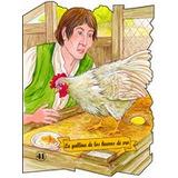 La Gallina De Los Huevos De Oro (troquelados Clásicos); Fél