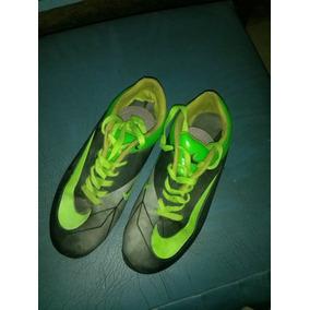 Zapatos Mercuriales Talla 39-40 Marca Nike (importados)
