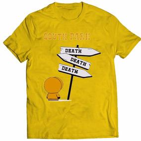 Camisa Camiseta South Park Death Desenho Top Kenny