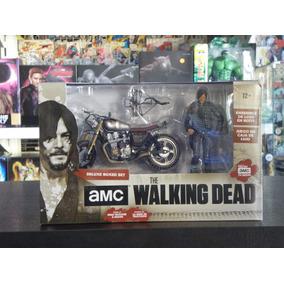 The Walking Dead Daryl Dixon With Custom Bike