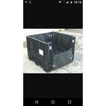 Contenedor Ropak,orbis,bins,bulk Colapsables Artmi Qro