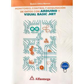 Libro Arduino Control Adquisicion De Datos Visual Basic .net