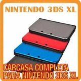 Carcasas Para Nintendo 3ds Xl De Colores