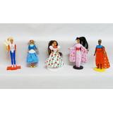 Mcdonalds - Muñecas Barbie De La Comida Determinada Del Mun