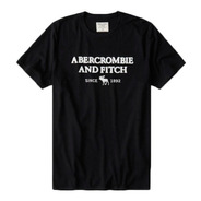 Camiseta Abercrombie&fitch Masc. Original Bordada Orlando