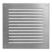 Rejillas Para Ventilación Muebles, Hogar Acero Inox. 15 X 15