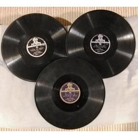 Coleccion Odeon Discos De Pasta Carlos Gardel- Por Unidad