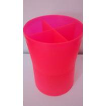 Linha De Pipa Suporte/lata/cone Media Fluorescente Plastico/